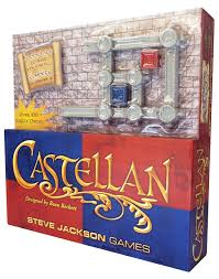 Castellan - 2 Player Game