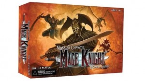 Mage Knight Game Box