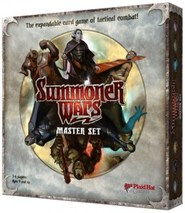 Summoner Wars box