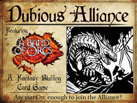 dubious alliance