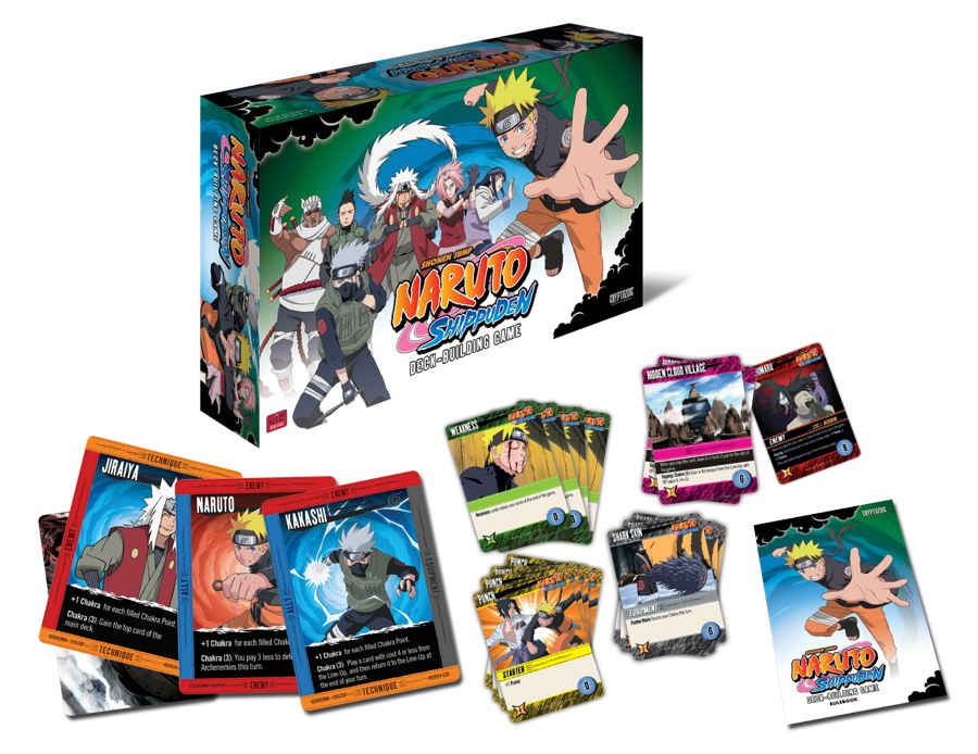 how to build a naruto deck