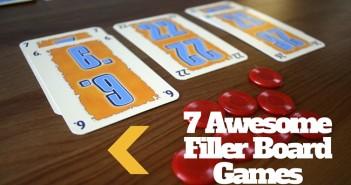 7 Awesome Filler Board Games