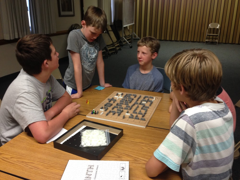 Game design offers fun new opportunities for creative children.