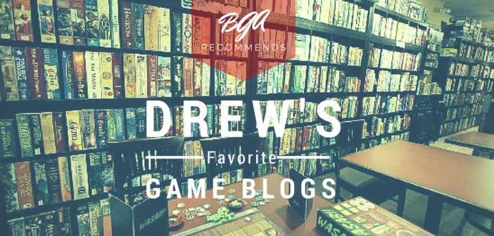 Drew's Favorite Game Blogs