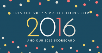 BGA 98 - 16 Predictions for 2016