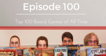 BGA Episode 100 - Top 100 Board Games of All Time