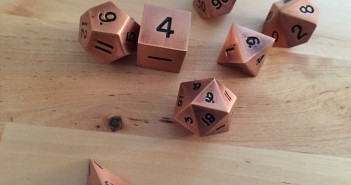 Easy Rolle Dice Co Metal Dice Review