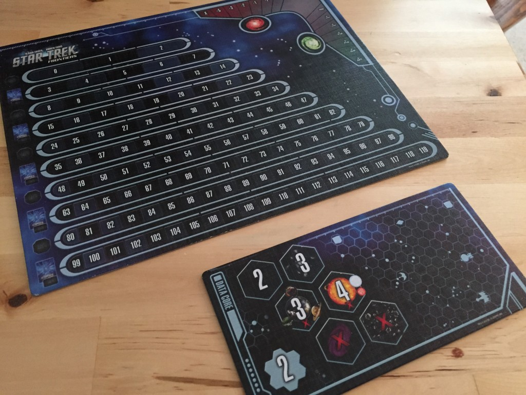 Star Trek Frontiers boards
