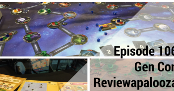 BGA Episode 106 - Gen Con Reviewapalooza!