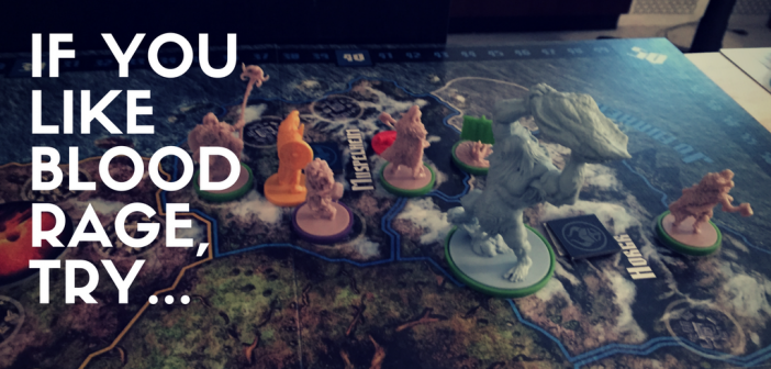 Episode 105 - If you like Blood Rage, try...