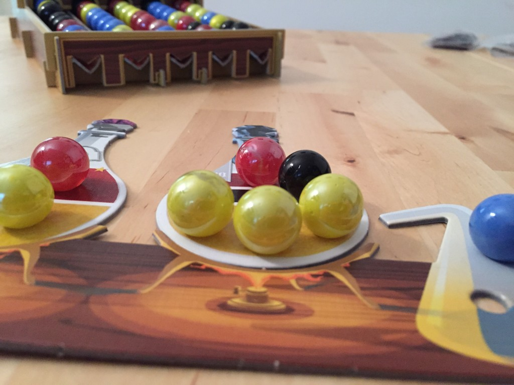 Potion Explosion: Marbles!