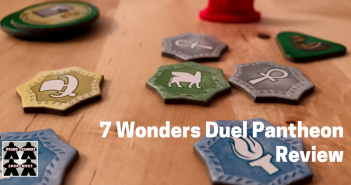 Verdict: Play 7 Wonders Duel remains a fantastic game with a strong implementation of a classic for two players. The expansion adds more fun stuff to do and a bit of thematic depth, but ultimately isn't a necessary addition to the core gameplay that has been so good the last year.