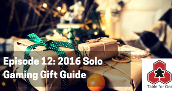 Solo Gaming Gift Guide