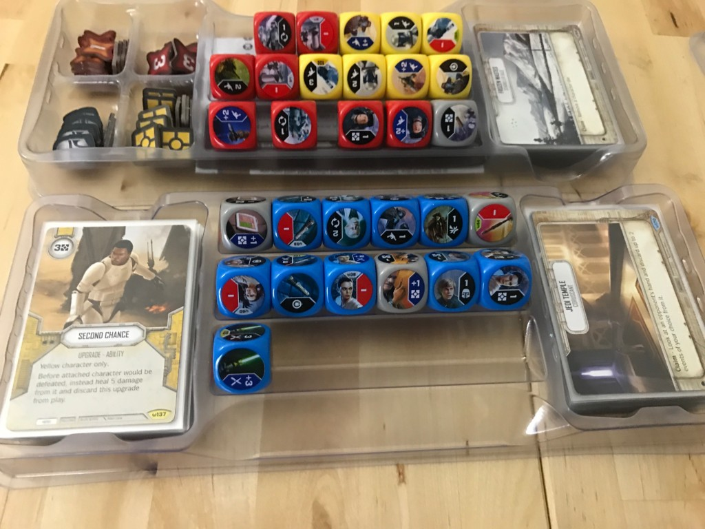 Star Wars Destiny Zen Bins