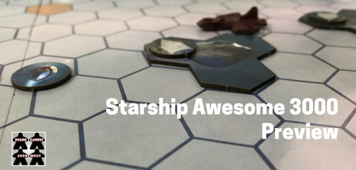 Starship Awesome 3000 Preview